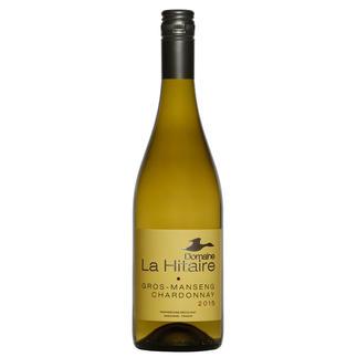 """Gros Manseng Chardonnay 2015, Domaine La Hitaire, Cotes de Gascogne, Frankreich """"Der beste Weißwein aus Frankreich."""" (Von 199 verkosteten Weißweinen aus Frankreich, Mundus Vini Frühjahrsverkostung 2016)"""