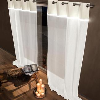 """Vorhang """"Lumilin"""", 1 Vorhang Innovative Symbiose von Stoff und Licht."""