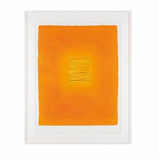 """André Schweers – Prolog 41 Seine erste Grafikedition war nach 10 Tagen ausverkauft. Die Edition """"Prolog 41"""" von André Schweers. 30 Exemplare. Maße: gerahmt 82,5 x 102,5 cm"""