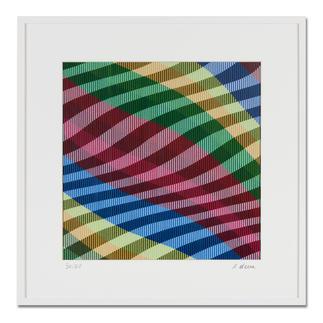 Antonio Marra – Mir schwirrt der Pinsel II Dank hoch entwickelter Reproduktionstechnik wird die Dreidimensionalität seines Originals 1:1 wiedergegeben. 50 Exemplare. Exklusiv bei Pro-Idee. Maße: gerahmt 70 x 70 cm
