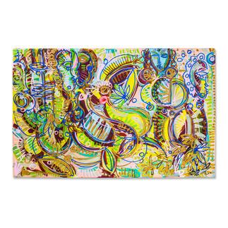 Leon Löwentraut – Carribean Flair Leon Löwentraut: Investition in ein außergewöhnliches Talent. Vierte exklusive Pro-Idee Edition des Shootingstars der deutschen Kunstszene (die ersten drei waren nach kürzester Zeit ausverkauft). 100 Exemplare. Maße: 110 x 70 cm