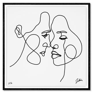 Andrés Ribón Troconis – One breath away Andrés Ribón Troconis: Der Geheimtipp aus Südamerika. Zweite Pro-Idee Edition (die erste ist bereits ausverkauft). 30 Exemplare. Maße: gerahmt 83 x 83 cm