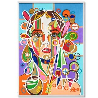 David Tollmann – Romance David Tollmann: Unverwechselbare Kunst in dritter Generation. Neueste Leinwand-Edition. Handübermalt. 49 Exemplare. Maße: gerahmt 94 x 134 cm