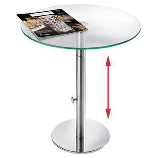 Glas-Beistelltisch Edles Design für unzählige Gelegenheiten und jedes Ambiente.