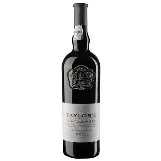 Taylors Vintage Port 2011, Portugal, Portwein Seltene Einigkeit: 96-98 Punkte von Robert Parker. 97 Punkte im Wine Spectator. 97 Punkte im Wine Enthusiast.*