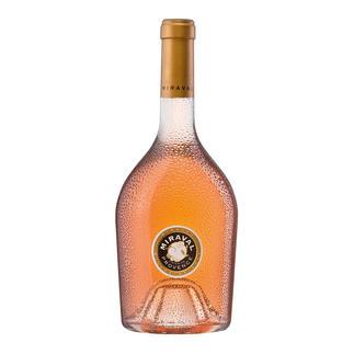 Miraval, Jolie-Pitt & Perrin, Provence AOC, Frankreich Der erste Rosé in der Top-100-Liste des Wine Spectators. In 37 Jahren. (Ausgabe vom 31.12.2013)