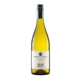 Pinot Blanc QbA 2014, Reichsgraf von Kesselstatt, Mosel-Saar-Ruwer, Deutschland, EDITION PRO-IDEE Sie macht Weine mit 94 Parker-Punkten. Doch ihr Pinot Blanc von der Mosel ist die wahre Überraschung.