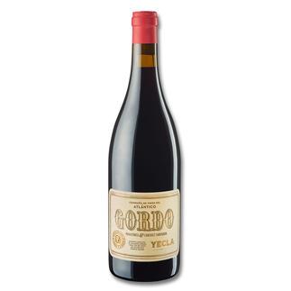 Gordo 2012, Compania de Vinos del Atlántico, Yecla, Spanien 40 Jahre alte Reben. 91 Punkte von Robert Parker. (www.robertparker.com, Special Interim Issue Report, 11/2014)