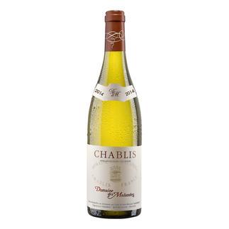 Chablis AOC, Domaine des Malandes, Frankreich Mineralisch und delikat. Die pure Eleganz des Chablis.