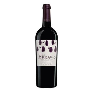 """Ercavio Tempranillo Roble 2013, Bodegas Ercavio, Tierra de Castilla, Spanien Der perfekte spanische Rotwein für """"jeden Tag."""" Und für alle Ihre Gäste."""