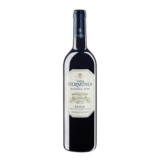Viña Herminia Reserva 2010, Bodegas Viña Herminia, Rioja, Spanien Für 20 $ in Amerika eine Kaufempfehlung. Für knapp 15 € allemal auch hier.