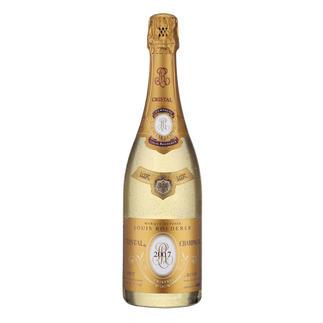 Champagne Louis Roederer Cristal 2007, Champagne AOC, Reims, Frankreich 100 Punkte bei Wine & Spirits für den Jahrgang 2002 (Ausgabe 11/2010)