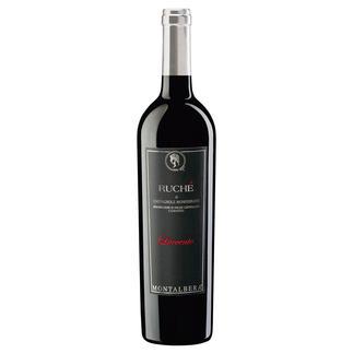 Laccento Ruché 2014, Weingut Montalbera, Monferrato DOCG, Piemont, Italien 98 Punkte von Luca Maroni. (Luca Maroni, Annuario dei Migliori Vini Italiani 2016)