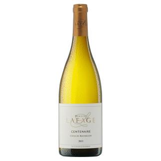 """Centenaire Blanc 2015, Domaine Lafage, Languedoc-Roussillon, Frankreich """"Zählt zu den besten Weißweinen der Welt. 93 Punkte"""" (Robert Parker über den Jahrgang 2013, www.robertparker.com, Wine Advocate 212, 04/2014)"""