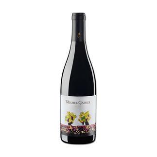 Michel Gassier Syrah 2013, Vignobles Michel Gassier, Costieres de Nimes, Frankreich Der Weintyp der nördlichen Rhône. Zu südfranzösischem Preis.