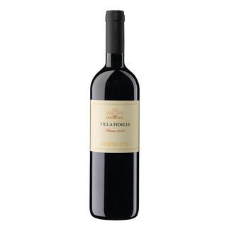 Villa Fidelia Rosso 2012, Sportoletti, Umbrien, Italien Seltene Einigkeit. Bei einem Wein für 14,95 €.