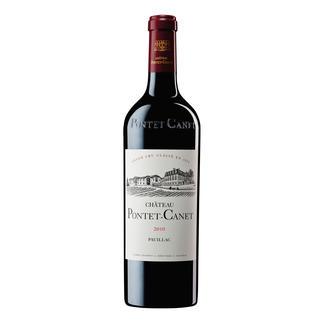 """Pontet Canet 2010, 5ème Grand Cru Classé, Pauillac, Bordeaux, Frankreich """"Es ist ein Privileg, einen solch erstaunlichen Wein kosten zu dürfen. 100 Punkte."""" (Robert Parker, Wine Advocate 205, 02/2013)"""