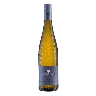 Chardonnay-Weißburgunder Weinreich 2015, Marc Weinreich, Rheinhessen, Deutschland Erst seit sieben Jahren Weinmacher.  Doch bereits dreifach ausgezeichnet.