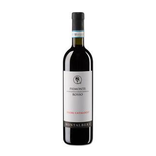 Piemonte Rosso 2014, Montalbera, Piemont, Italien 98 Punkte von Luca Maroni. (Annuario dei migliori Vini Italia 2017)