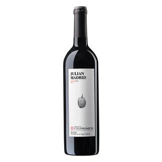 "Julian Madrid Reserva 2011, Bodegas Casa Primicia, Rioja, Spanien Die beste ""Rioja Reserva"". Unter 80 Konkurrenten. (Mundus Vini Frühjahrsverkostung 2017 (www.mundusvini.com))"