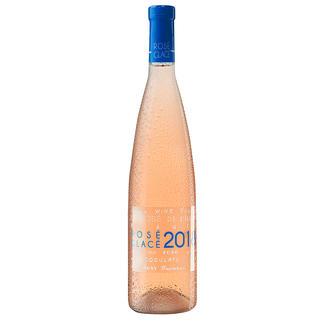 Rosé Glacé 2018, Vigneron de L´Ile de Beauté, Korsika, Frankreich Trocken. Nur 11,5 % Alkohol. Aber 100 % Genuss.