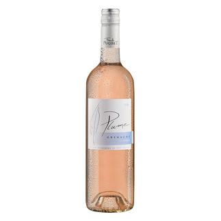 Plume Rosé 2018, Domaine La Colombette, Coteaux du Libron, Languedoc, Frankreich Trocken. Nur 9 % Alkohol. Aber 100 % Genuss.