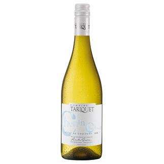 """Chenin-Chardonnay 2018, Côtes de Gascogne, Frankreich """"Der beste Weißwein aus Frankreich."""" (Von mehr als 50 französichen Weißweinen, Mundus Vini Frühjahrsverkostung 2014, www.mundusvini.com)"""