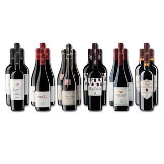Weinsammlung - Die kleine Rotwein-Sammlung Frühjahr 2020, 24 Flaschen Wenn Sie einen kleinen, gut gewählten Weinvorrat anlegen möchten, ist dies jetzt besonders leicht.