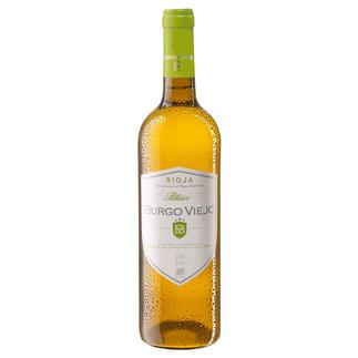 """Burgo Viejo Blanco 2018, Bodegas de Familia Burgo Viejo S.L., D.O. Rioja, Spanien """"Sehr intensiv und reichhaltig. 92 Punkte."""" (James Suckling, www.jamessuckling.com, 01.07.2019)"""