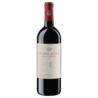 Le Serre Nuove 2017, Tenuta dell'Ornellaia, Bolgheri, Toskana, Italien Der Wein aus diesen Reben wird in einigen Jahren das Dreifache kosten.