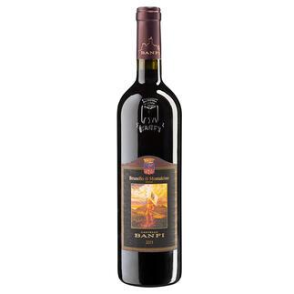 Brunello Banfi 2015, Castello Banfi, Toscana, Italien Brunello di Montalcino. 94 Punkte von James Suckling. (www.jamessuckling.com) 93 Punkte von Robert Parker. (Robert Parker, The Wine Advocate)