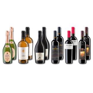 Testpaket - Neuzugänge Winter 2020 12 Flaschen à 0,75 l