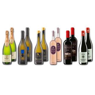 Testpaket - Neuzugänge Herbst 2021 12 Flaschen à 0,75 l