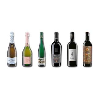Testpaket - Neuzugänge Frühjahr 2022 6 Flaschen à 0,75 l