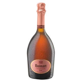 Rosé-Champagne Ruinart Brut, Reims, Champagne, Frankreich Rosé Brut – die Spezialität des ältesten Champagnerhauses.