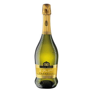 """Prosecco Brut """"il Fresco"""", Villa Sandi, Venetien, Italien Zwölfmal (!) in Folge """"Prosecco des Jahres"""". (Weinwirtschaft 2006 bis 2015, jeweils Ausgabe 1 des Folgejahres)"""