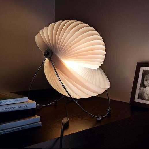 """Design-Leuchte """"Eclipse"""" - Berühmter Design-Klassiker von 1982. Bietet fantastisch vielfältige Lichtwirkungen."""