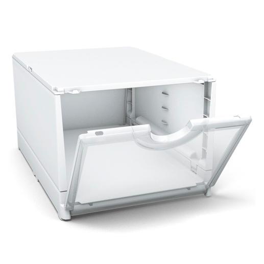Diese robusten Allrounder sind auch als Transportboxen und Altpapiersammler ideal.