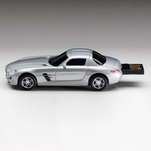 Mercedes SLS (1:72)