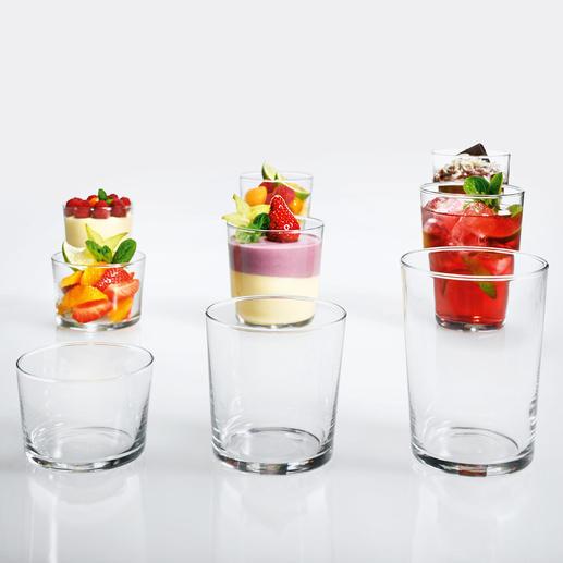 Bodega Gläser, 12er-Set - Vielseitig. Schlicht. Und schön: die klassischen Gläser spanischer Bodegas.