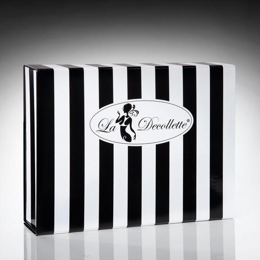 La Decollette® erhalten Sie in einer dekorativen Schachtel.