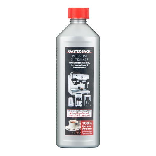 Lieferung inkl. 500 ml Entkalker.