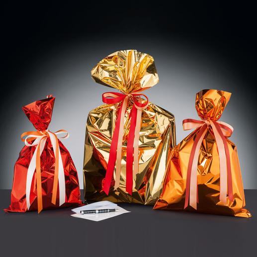 Geschenkverpackungs-Set, 31-teilig - Die schönere Geschenkverpackung, die erstaunlich einfach herzustellen ist.