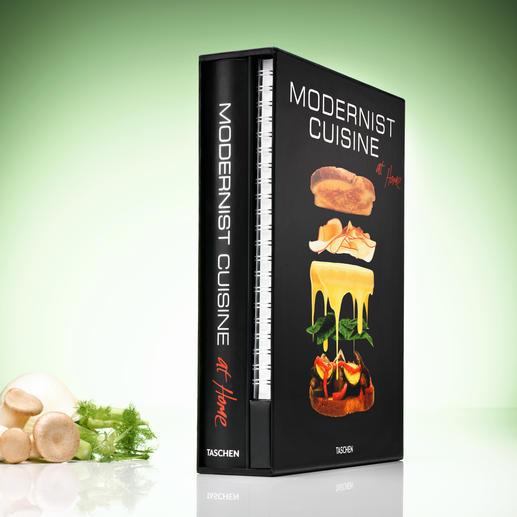"""Kochbuch """"Modernist Cuisine at Home"""" - Mit dieser richtungsweisenden Edition gelingt Kulinarisches von Weltrang. Von Taschen."""