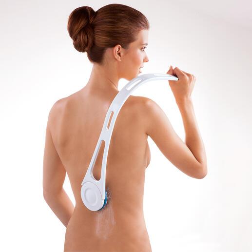Rückenpflege-Set Mühelos cremen Sie Ihren Rücken – nach dem Bad, der Sauna, am Strand, ...