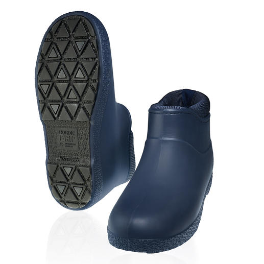 IceLock™ Wet-Boots, Blau - Optimale Bodenhaftung. Warme, trockene Füße.