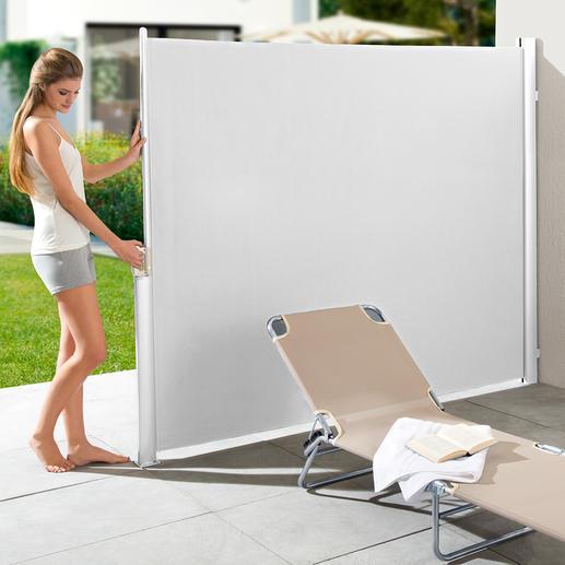 ausziehbare seitenmarkise 3 jahre garantie pro idee. Black Bedroom Furniture Sets. Home Design Ideas