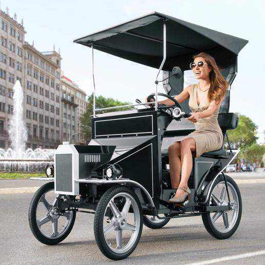 FunTimer 4Rad-Pedelec Das wohl spektakulärste E-Bike der Welt. In Handarbeit gefertigt. Exklusiv bei Pro-Idee.