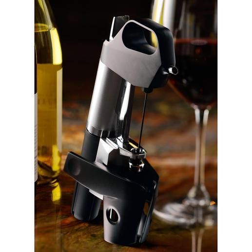 Coravin™ Ein Glas Wein genießen, verkosten, servieren, ohne die Flasche zu öffnen? Jetzt ja.
