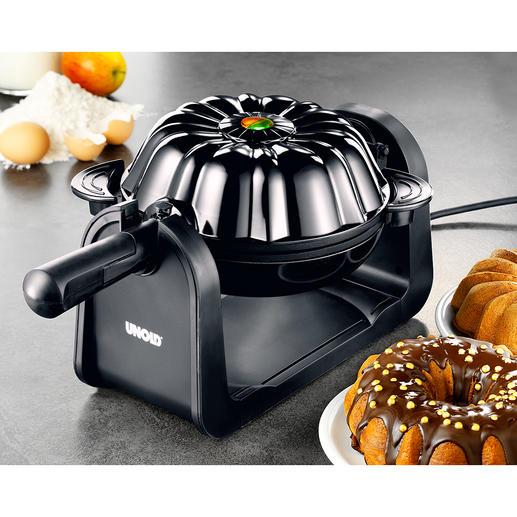Kuchenbäcker - Frisch gebackene Rührkuchen. Mit dem preisgekrönten Kuchenbäcker in nur 20 (statt 60) Minuten.